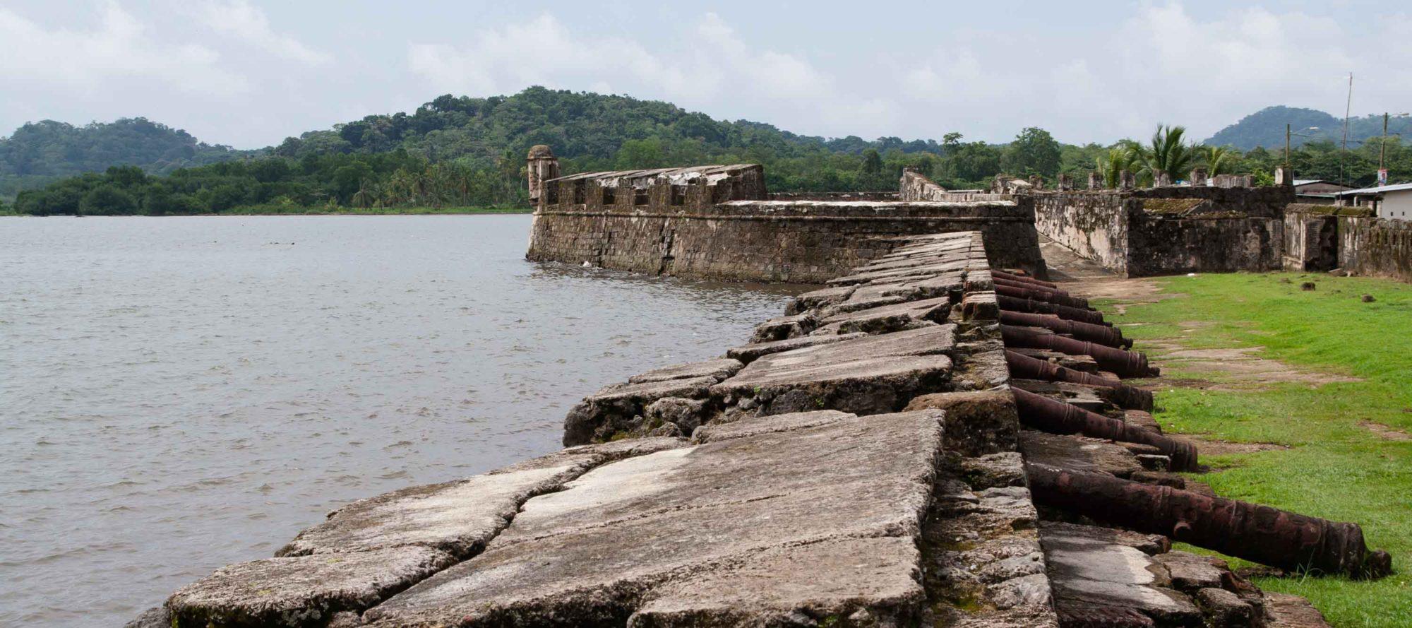 Fort San Jerónimo, Portobelo, Panama